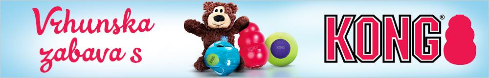 Kong igračke za pse